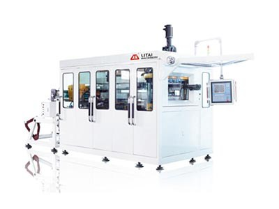 TQC-650B Full Automatic Plastic Thermoforming Machine