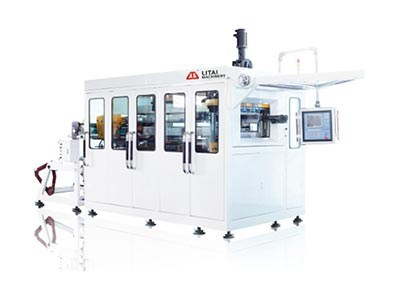 TQC-750 Full Automatic Plastic Thermoforming Machine